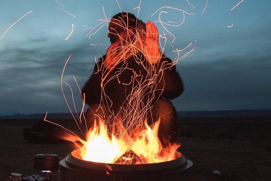 Mơ thấy lửa và nước