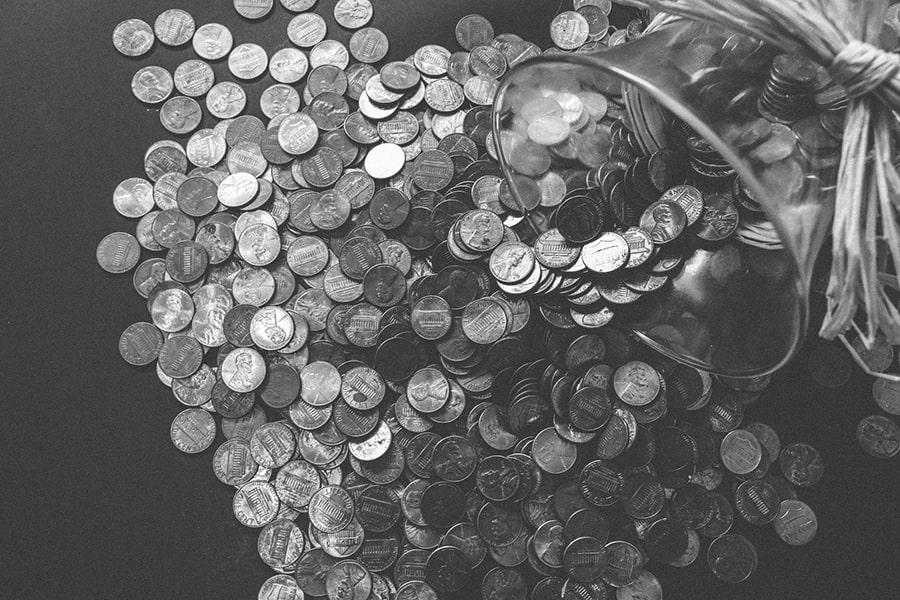 Mơ thấy đồng bạc