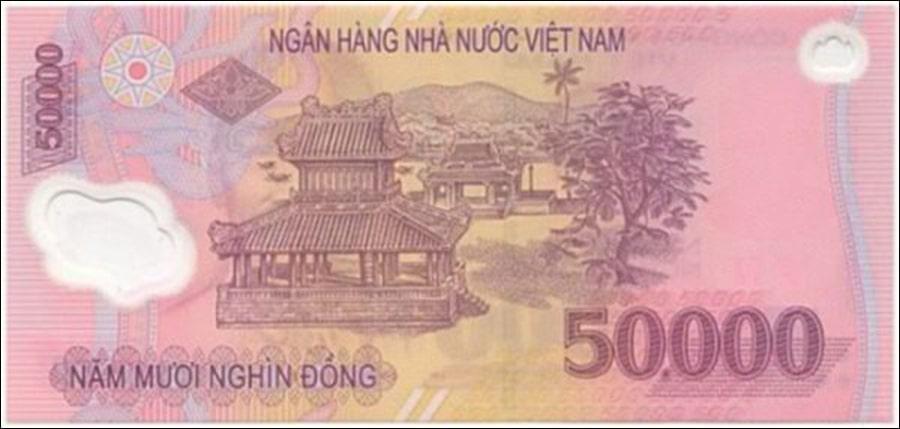 Mơ thấy tiền 50 nghìn