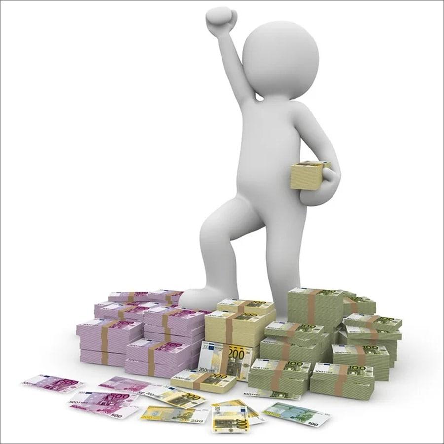 Mơ thấy tiền giấy