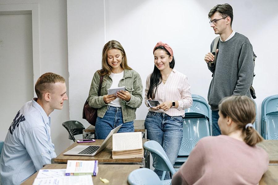 Đào tạo tổ chức sự kiện tại trường đại học