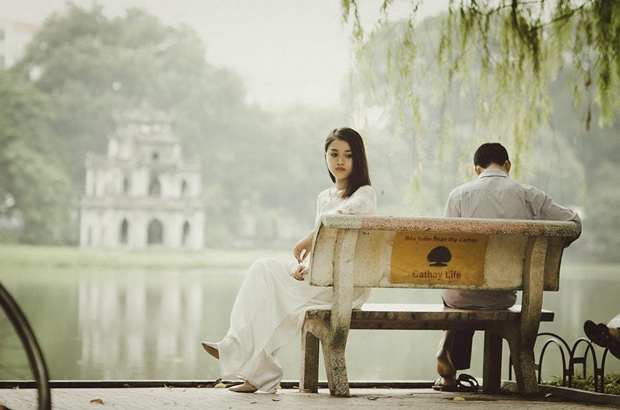 Mơ cãi nhau với người yêu cũ
