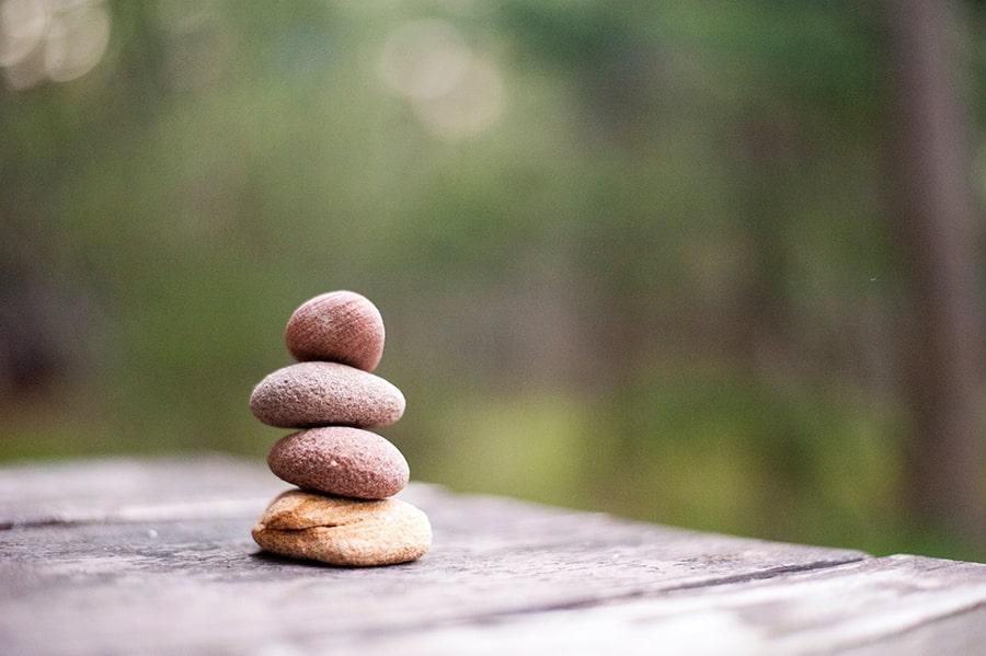 Thay đổi và tìm kiếm sự cân bằng