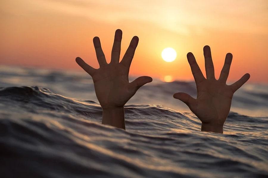 Mơ thấy người yêu chết đuối